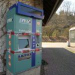 BPOL-F: Zwei Automatenaufbrüche im Landkreis Limburg/Weilburg - Bundespolizei sucht Zeugen
