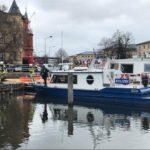 LWSPA M-V: Fahrgastschiff auf dem Schweriner See drohte zu sinken