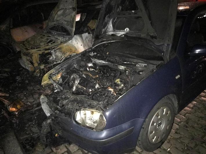 POL-PIAZ: Mülltonnenbrand in Alzey – hoher Sachschaden
