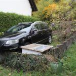POL-PDKL: Auto alleine bergab gefahren