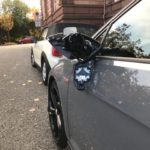 POL-PPWP: Spiegel abgefahren und aus dem Staub gemacht