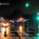 POL-PPWP: Kollision auf Ampelkreuzung - wer hatte Grün