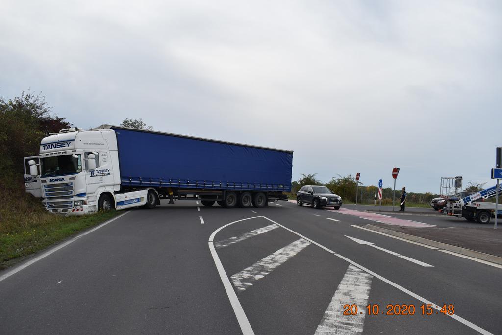 Kriminalitäts- und Verkehrsunfallgeschehen 21.10.2020, Bernburg – 305/2020  Polizeirevier Salzlandkreis