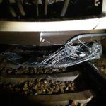 BPOLI MD: Bisher unbekannte Täter werfen Einkaufswagen von Brücke ins Gleis - Zug kollidiert damit