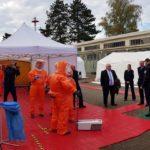Bad Bramstedt  BPOLD-BBS: Landtagspräsident Schlie besucht die Bundespolizei in Ratzeburg