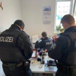 BPOLD-BBS: Bundespolizei durchsucht Wohn- und Geschäftsräume