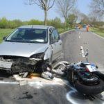 Stade: Einbrecher in Kutenholzer Einkaufsmarkt, Zwei Motorradfahrer bei Unfällen schwer verletzt