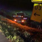 POL-EL: Bad Bentheim Spelle - Flucht vor Polizei endet mit Unfall und Festnahme