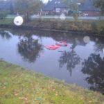 Aurich/Wittmund: Wiesmoor - Auto versank im Kanal