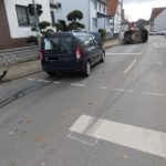 Hameln-Pyrmont/Holzminden: Verkehrsregelung übersehen - Verkehrsunfall mit Verletztem